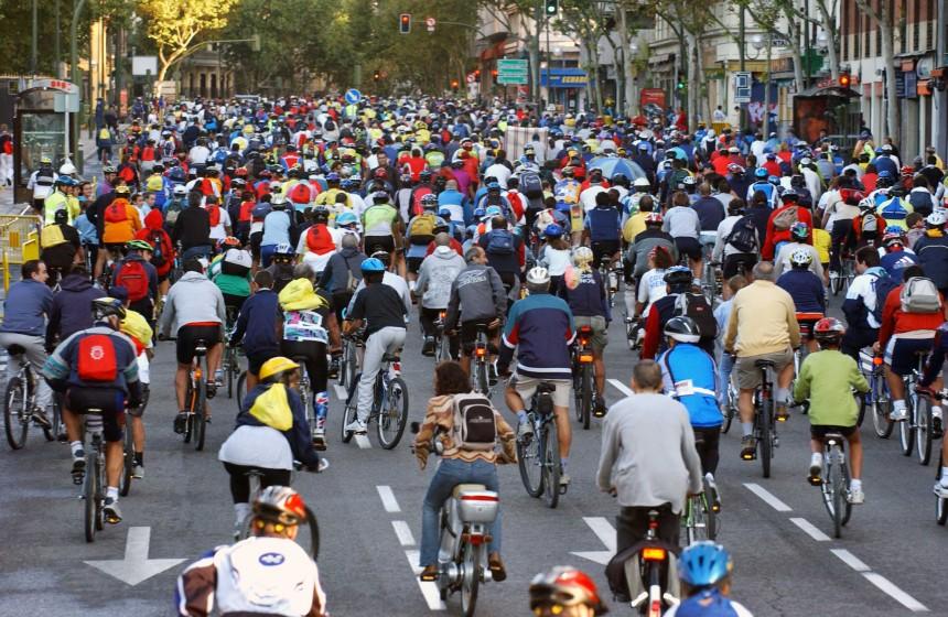 Bici Madrid EnLavapiés
