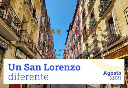Fiestas San Lorenzo EnLavapiés