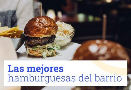 Mejores hamburguesas EnLavapiés