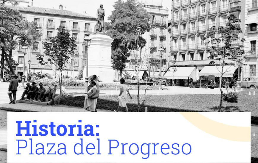 Plaza del Progreso EnLavapiés