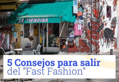 Fast Fashion EnLavapiés